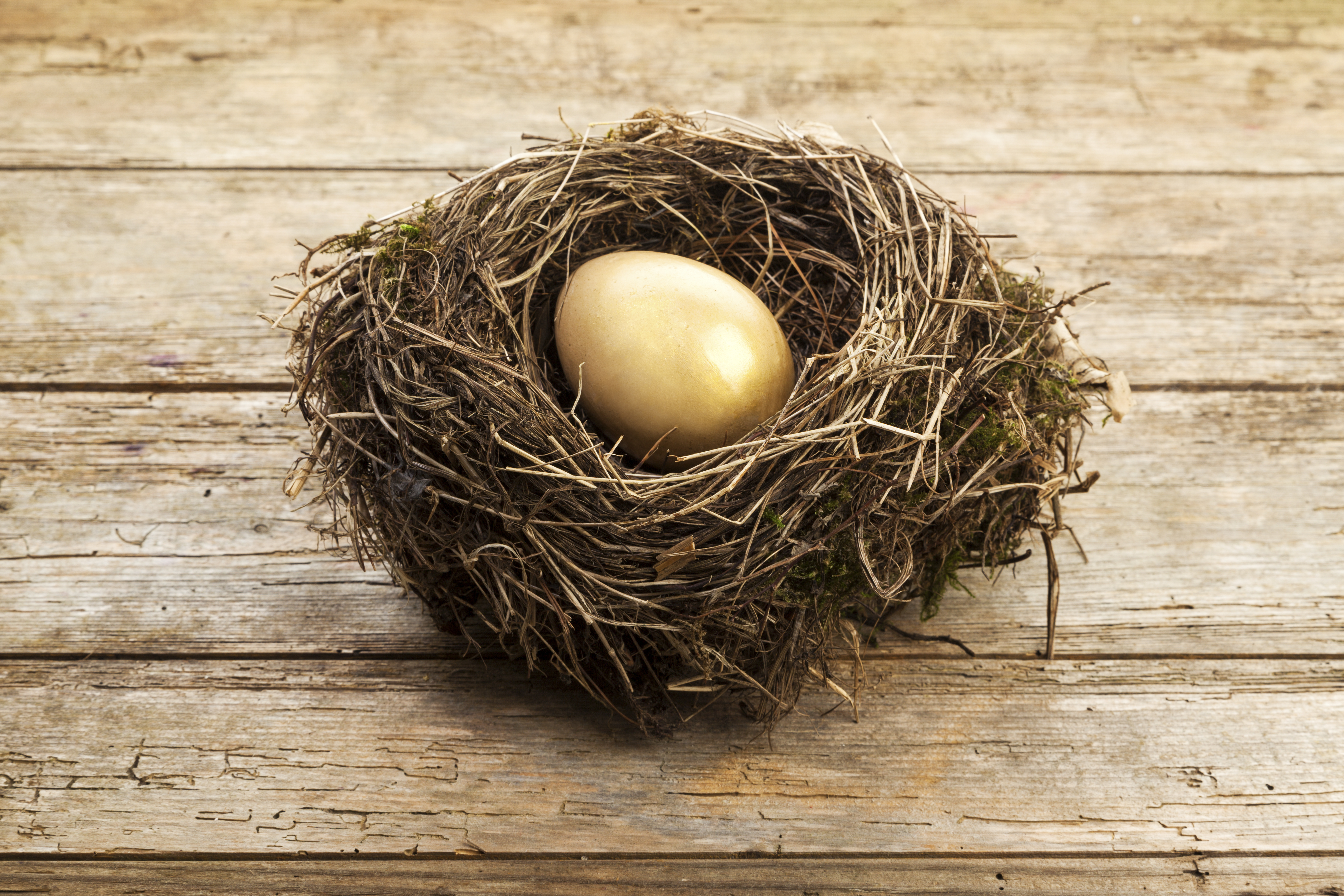 Many pensioners regret not building their nest eggs sooner