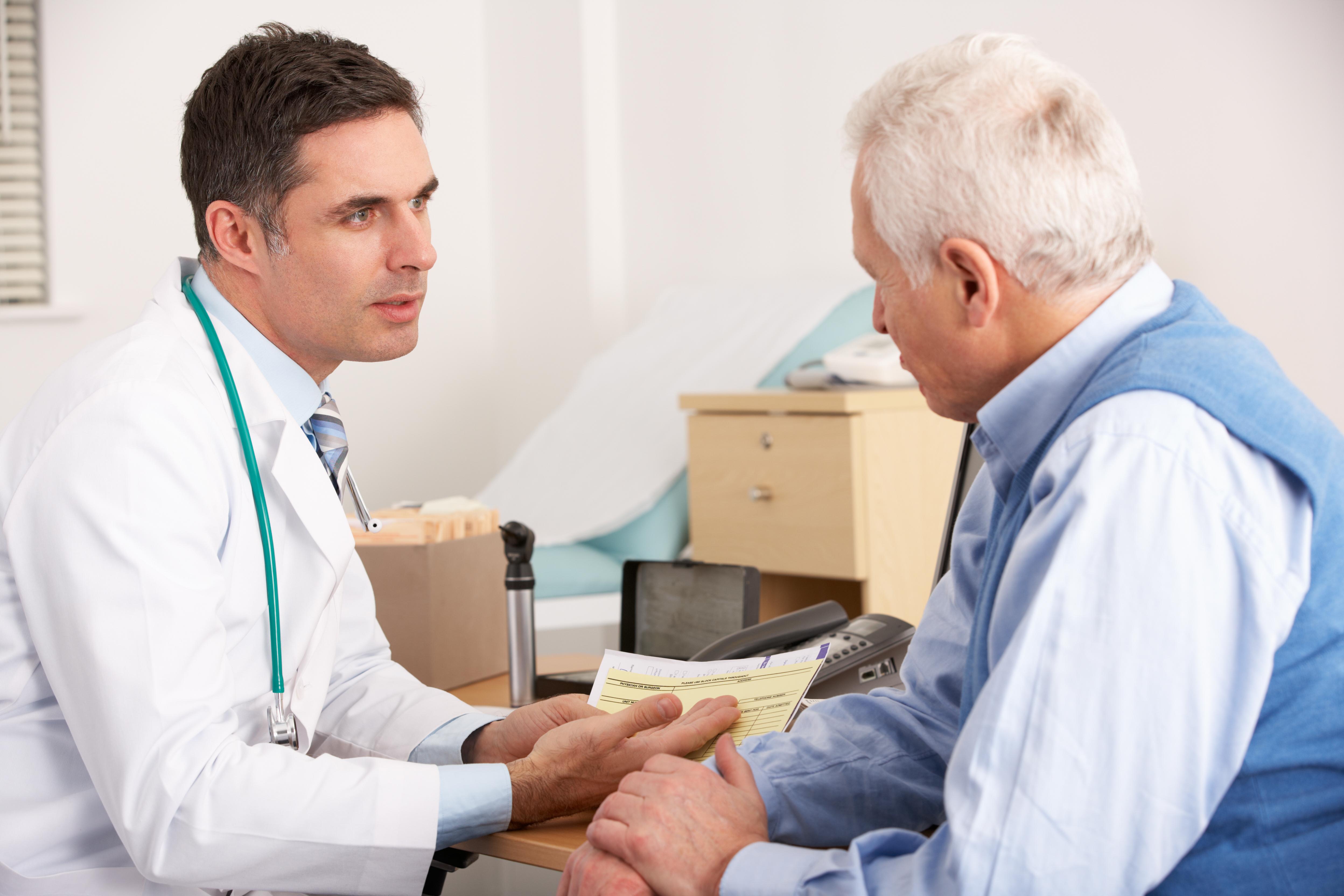 проблема с импотенцией к какому врачу