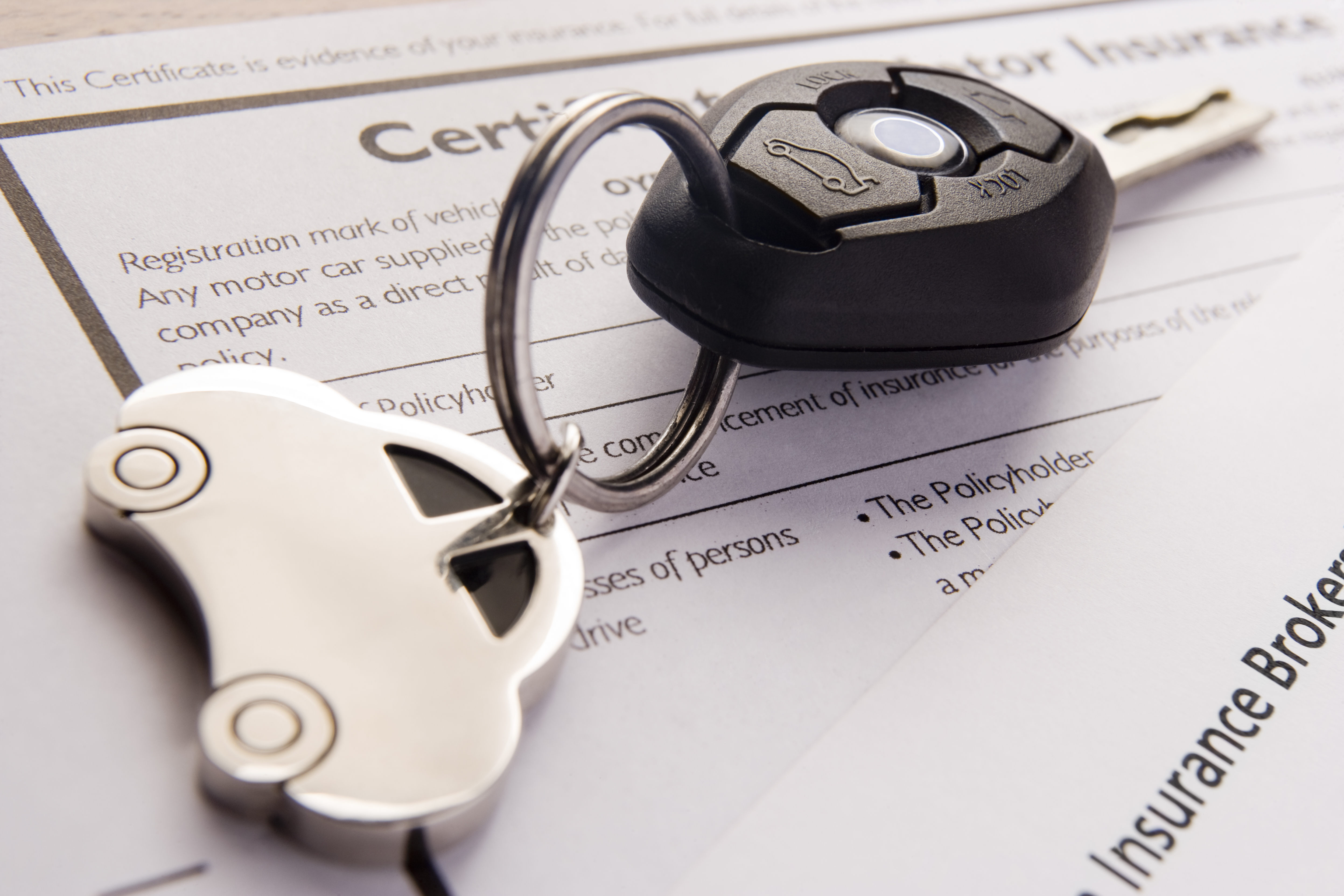Talk to your car insurer to see if you can get some money back