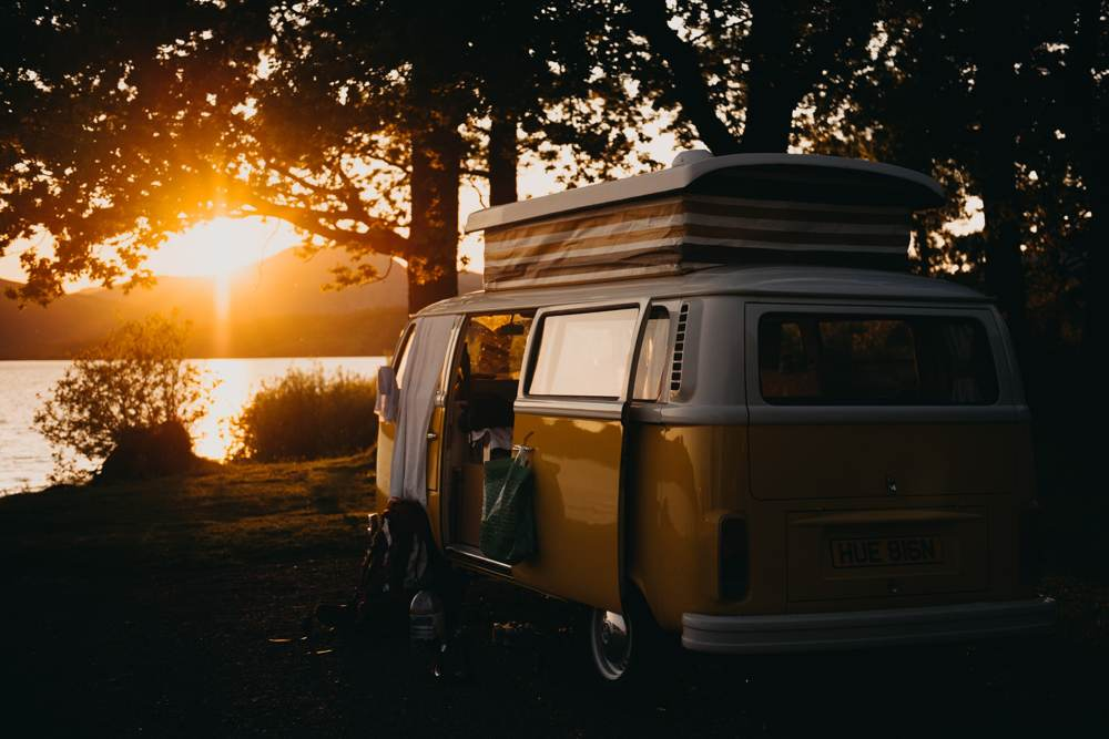 Is a campervan best for you? 6 reasons to buy a campervan